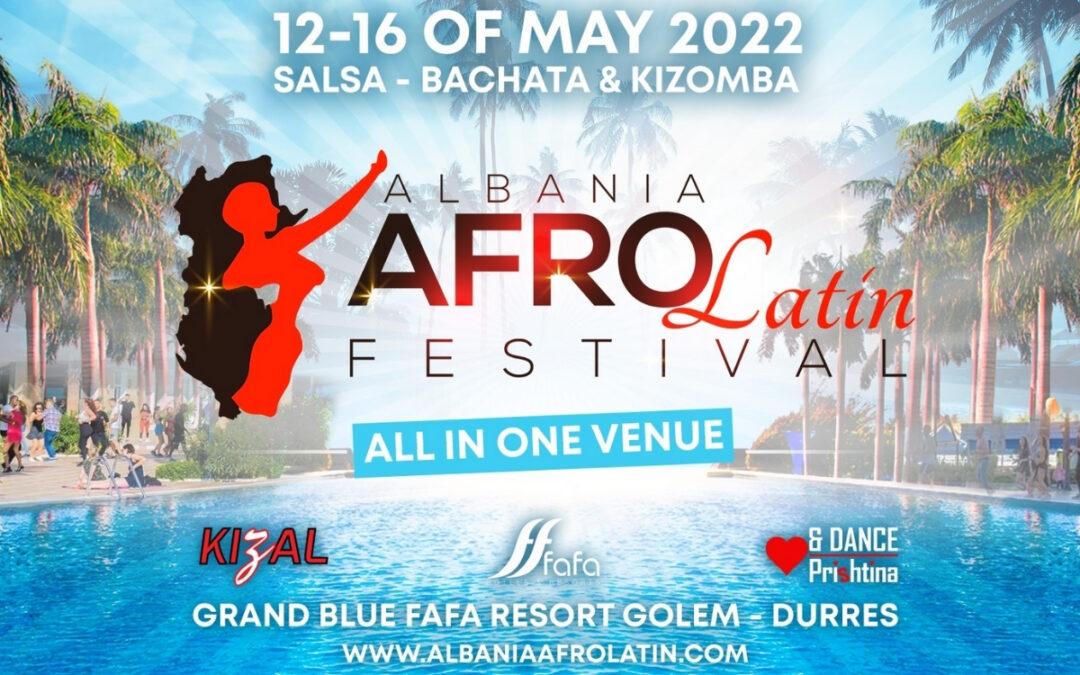 Albania Afrolatin Festival | 12. MAI – 16. MAI 2022