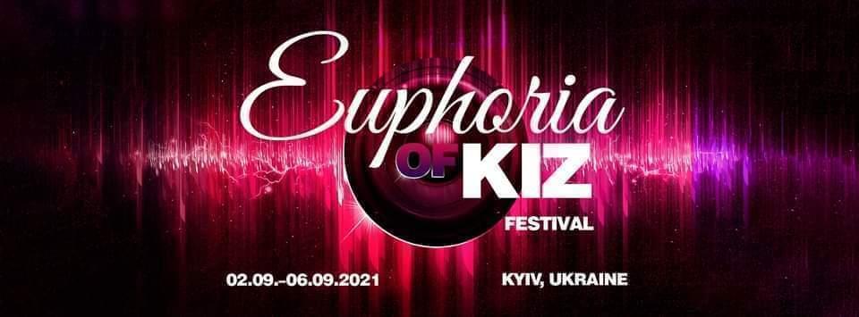 Euphoria of Kiz Festival 2021: Come & Dance | 3.9. – 6. 9.2021
