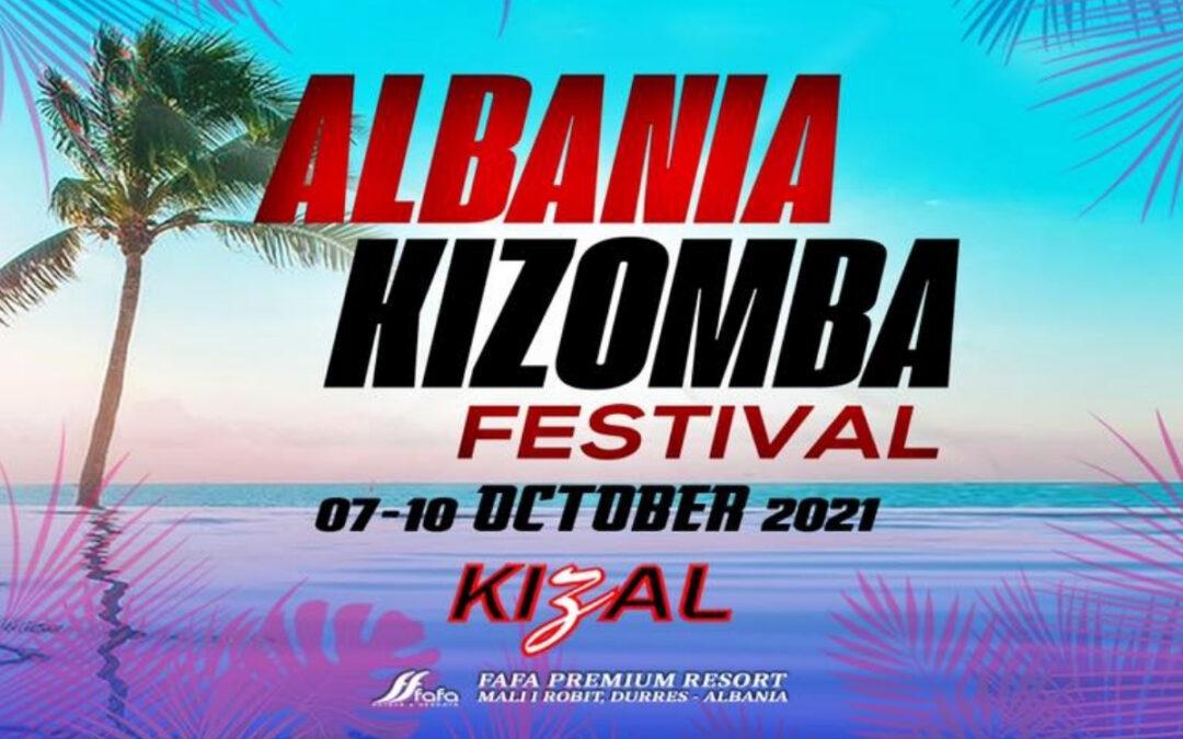 Albania Kizomba Festival | 7. – 10.10.2021