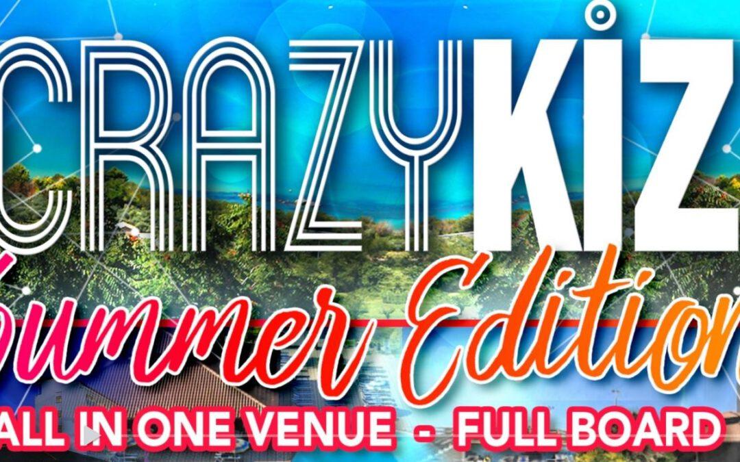Crazy Kiz Summer Edition | 20.-26.4.2022